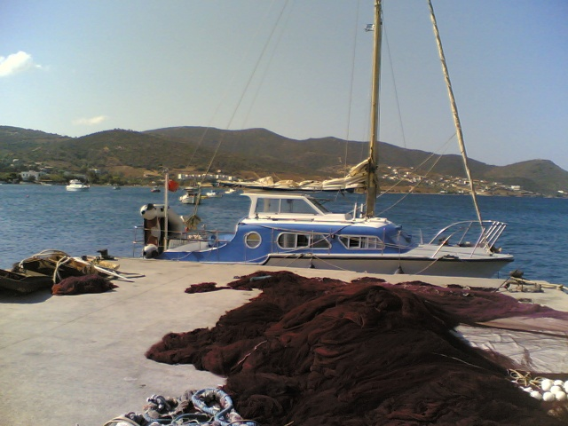 Catonga in Marmaris, Greece..